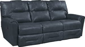 Reclining Sofas Leather La Z Boy Easton Leather Reclining Sofa Reviews Wayfair