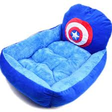 Doggy Beds Captain America Nest Dog Bed Dog U0026 Puppy Supplies