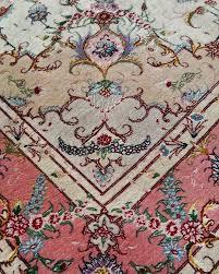 Fine Persian Rugs Kork Wool Kashan Reflection Of It U0027s Amazing Shah Abbas Design
