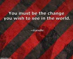 quote gandhi change world be the change you wish to see in the world image hd the best