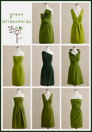 green bridesmaid dresses show me your purple and green bridesmaid s dresses weddingbee