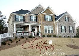 Top 10 Favorite Blogger Home Tours Bless Er House So 2015 Christmas Home Tour Kelley Nan