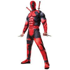 mens costume mens deluxe deadpool costume buycostumes