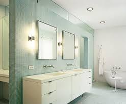 chrome bathroom vanity lights dark brown finish varnished wooden