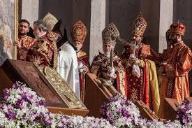 si e apostolique en arménie l église apostolique conserve une influence politique