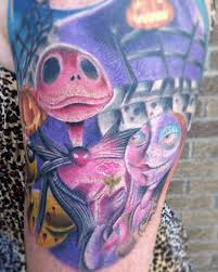 nightmare before christmas tattoos u2022 perfect tattoo artists