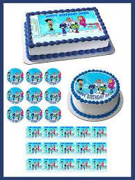 hotel transylvania cake toppers go 4 edible birthday cake topper or cupcake topper