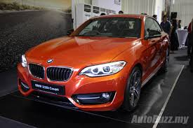 bmw 320i coupe price bmw 2 series launched in malaysia 220i coupe price from rm260k