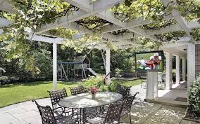 Pergola Designs For Patios by Several Selected Outdoor Patio Ideas You Need To Try Midcityeast