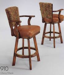 custom upholstered swivel bar stools 34 36 inch seat height bar