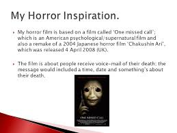 Seeking Genre Omer Mohamed Horror Is A Type Of Genre Seeking To