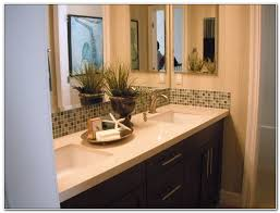 Double Sink Bathroom Decorating Ideas by Double Sink Bathroom Decorating Ideas Sinks And Faucets Home