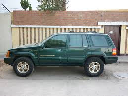 jeep cherokee green 1997 jeep cherokee limited news reviews msrp ratings with