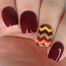 27 inspiring thanksgiving nails designs naildesignsjournal