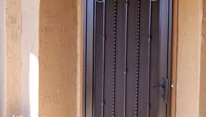 door awesome home door security steel security screen doors