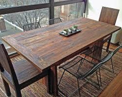 reclaimed teak dining room table 6 x 3 dining table reclaimed teak dining tables home ideas gallery