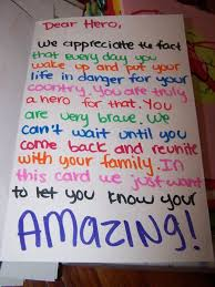 trendy inspiration ideas cards to soldiers creative