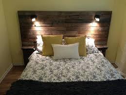 diy headboard with led lights headboard with led lights led headboard reading light appealing bed