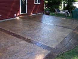 Photos Of Stamped Concrete Patios by Gs Flatwork Llc Decorative Concrete Patios