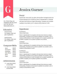 Resume Example Templates by Nice Resume Template Uxhandy Com