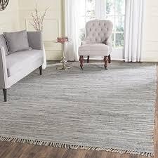 Flat Rug Flat Weave Cotton Area Rug Amazon Com