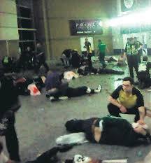 The Manchester Foyer Pressreader The New Zealand Herald 2017 05 24 Terror Turns On