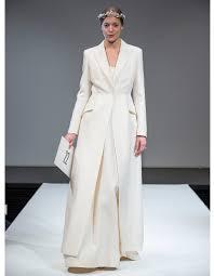 manteau mariage robe et manteau alberta ferretti robes de mariée on pioche
