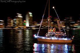 san diego bay parade of lights seaport village