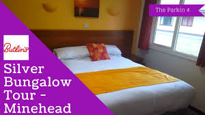 Bugalow by Silver Bungalow Tour Butlin U0027s Minehead Youtube