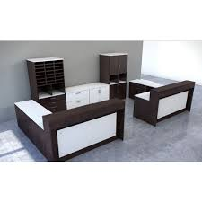 Modular Reception Desks Bonjour Modular Reception Desk