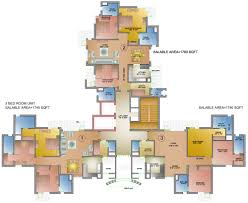 6 Bedroom Floor Plans Parsvnath Royale Panchkula Chandigarh Discuss Rate Review