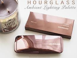 hourglass ambient lighting powder review hourglass ambient lighting palette beauty point of view