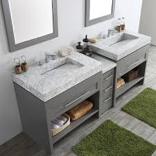 84 Inch Bathroom Vanities by 19 84 Inch Bathroom Vanity Fresca Torino 96 Inch Espresso
