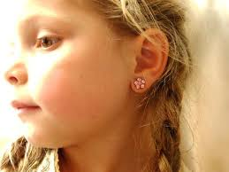 pierced ears without earrings no need to your ears earrings etsy sew useful contest 4