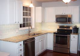 pictures of kitchen backsplashes with white cabinets kitchen backsplash ideas for white cabinets my home design journey