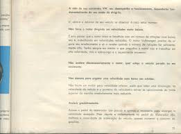 thesamba com 1973 vw bus owner u0027s manual brazil portuguese