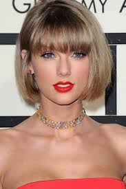 taylor swift lob haircut how bob hairstyles the best celebrity bobs to inspire your hairdo