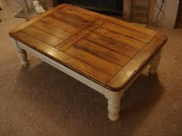 coffee tables exquisite henredon coffee table distressed dark