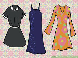modern dress how to dress modern vintage 10 steps with pictures wikihow