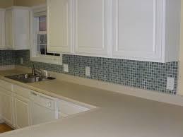 kitchen with glass backsplash interior popular kitchen backsplash glass tile cheap glass tile