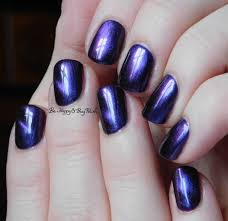 opi turn on the northern lights layered magnetic nail polish manicure with kbshimmer and opi be