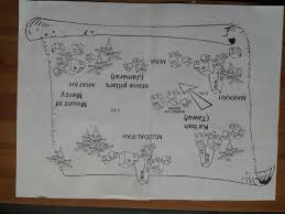Mecca On Map Day 1 The Story Of Hajj And The Hajj Map The Resources Of