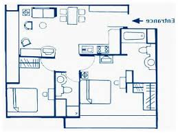 bedroom plan house plans with two master suites within floor home