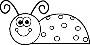 ladybug coloring pages simple ladybug coloring coloring