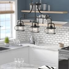 Lighting Pendants For Kitchen Islands Kitchen Island Pendants Birch