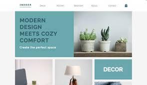 Home Decor Stores Online Usa Home U0026 Decor Website Templates Online Store Wix