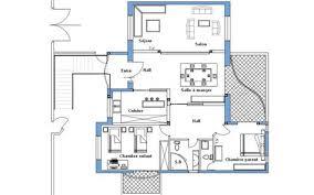 plan maison 80m2 3 chambres plan maison etage 3 chambres gratuit 1 maison bois 3 chambres