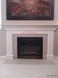 delightful ideas diy fireplace mantel shelf classy idea faux