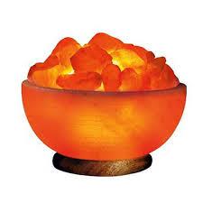 himalayan salt rock light himalayan salt l prosperity bowl with salt rock crystals