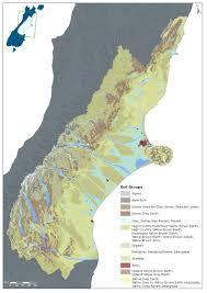 Soil Maps Regional Maps Environment Canterbury